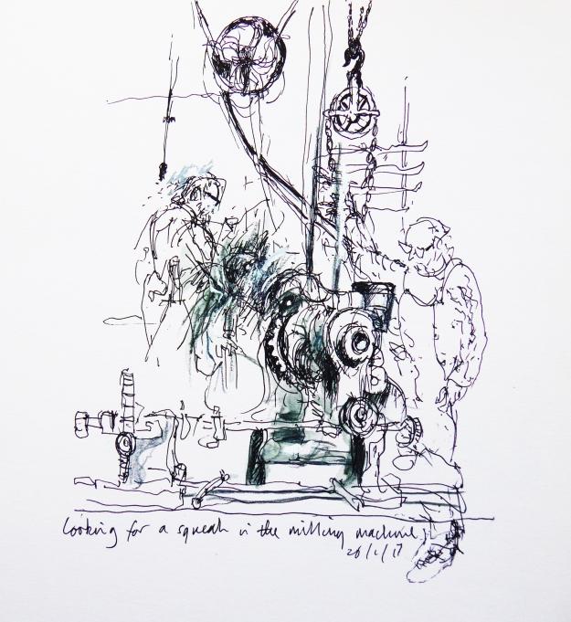 milling-machine
